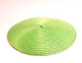 Lime Synthetic Hat Base 14cm